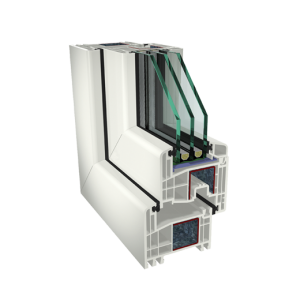 PLASTIKINIAI LANGAI LANGASTA S8000